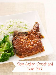 Crock Pot recipes: Slow-Cooker Sweet and Sour Pork (recipe from an All You reader!)