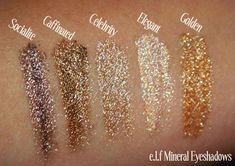 elf Mineral eyeshadow - whoa.....I NEED THIS in my life