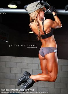Great hamstring shot! #fitness #workout #motivation