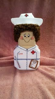 nurse paver