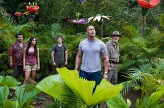 Film Review: 'Journey 2: The Mysterious Island' a non-offensive bit of fluff http://bit.ly/xrVduL