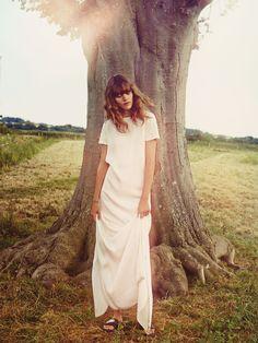 Shore Leave| Freja Beha Erichsen by Cass Bird for UK Vogue January 2014