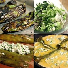 lisa is cooking: Stuffed Hatch Chile Omelet