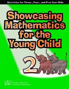 Amazon.com: Showcasing Mathematics for the Young Child: Activities for Three-, Four-, and Five-Year-Olds (9780873535557): Juanita V. Copley: Books