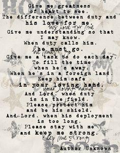 Military Prayer - Army