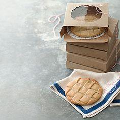 Cinnamon Sugar Lattice Cookies Recipe - Country Living
