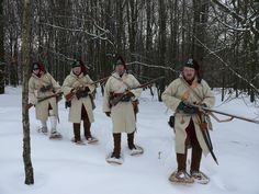 British troops in wi