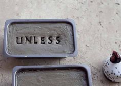 How to make cement stones ~ would be cute to do a custom garden path with a favorite quote.
