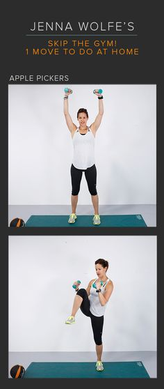 No more excuses! Beat your top 3 reasons for skipping the gym with this at-home workout - TODAY.com