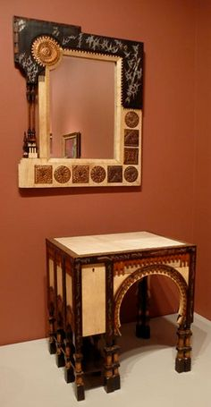 Bugatti Frame & Table