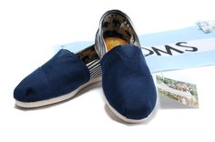 Striped Toms Shoes Men Canvas Blue : Men's And Women's Toms Shoes, Discount Online Sale, Toms Outlet Offer the 2013 Latest and Classic Toms Shoes, Toms Boots and Toms Stripe for Men and Women. 100% Top Quality Guarantee, Free Shipping! $17