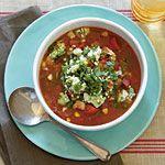 101 healthy soup recipes!