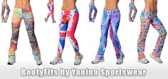 Yanina Sportswear - Sexy Workout Clothes - Gym, Fitness, Athletic Wear, Women Exercise Clothing