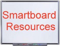 smart board resources. school