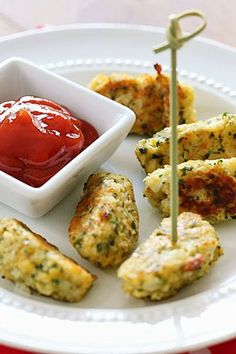 Try one of these 5 recipes, like these Cauliflower Tots!