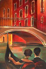 :: Trish Biddle Fine Art :: Venice Bridge :: Glamorous Women in Fabulous Places :: Eva Longoria :: Kentucky Derby :: Westminster Dog Show :: Hamptons Classic :: Del Mar