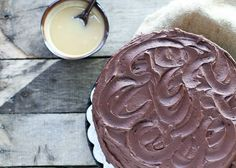 Post image for Salted Caramel Chocolate Cake
