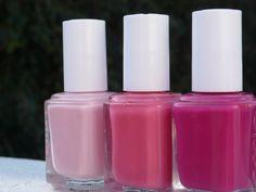 pink Essie