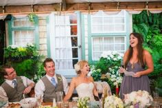 Craig and Ashley's Personal Outdoor Wedding #weddings Bridesmaid dresses by Donna Morgan Collection Still Music: Wedding Photography