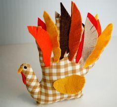 Thanksgiving craft.