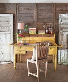 recovering antiques /  ElMueble.com