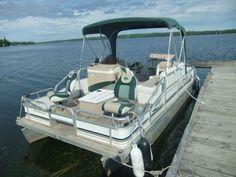 Pontoon boats edmonton alberta