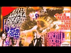 The Great Society ~ Daydream Nightmare, Love ~ The Great Society were a 1960s San Francisco rock band that existed between 1965 and 1966, and were closely associated with the burgeoning Bay Area acid rock scene. Best known as the original group of model turned singer, Grace Slick, the initial line-up:  Jerry Slick on drums, Darby Slick on guitar, David Miner on vocals and guitar, Bard DuPont on bass, and Peter van Gelder on flute, bass, and saxophone.