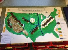 3D Landform Maps- fun, easy, and meaningful to make!