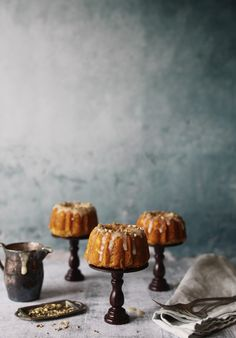 Toasted Fennel & Orange Morning Cakes | Roost: A Simple Life