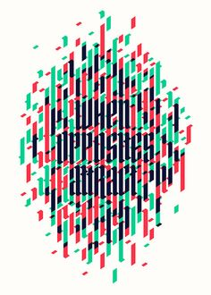 Awesome Typographic piece!