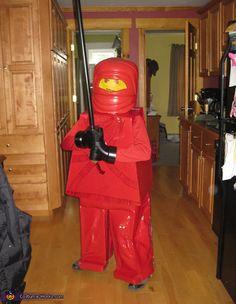 Lego Ninja Costume