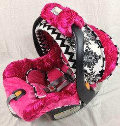 car seats, pink chicco carseat, babi carseat, baby carseats, car seat covers, baby carseat covers, infants, infant carseat covers, infant car seat cover