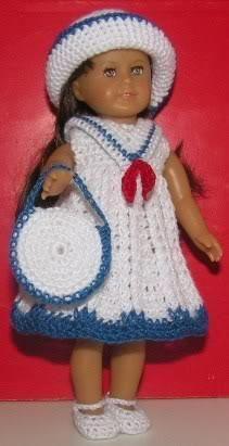 AG Mini - Sailor via Craftsy