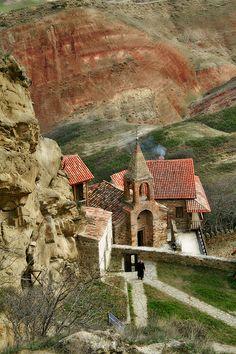 David Gareja Monastery, Kakheti, Eastern Georgia