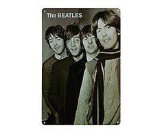Chapa Retro Beatles - 20x30 V