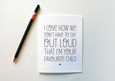 15 Cheeky Mother's Day Cards via Brit + Co.