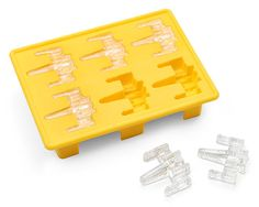 Star Wars X-Wing Ice Cube Trays
