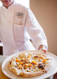 Pizza I Ristorante Caterina de' Medici I The Culinary Institute of America