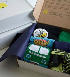 10 Monthly subscription boxes for moms and kids -- fun stuff delivered to your door every month? Sign me up!