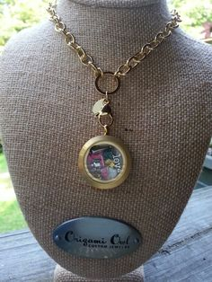 Origami Owl- I love to bake.  What's your story?  Click on the pic to order your's.