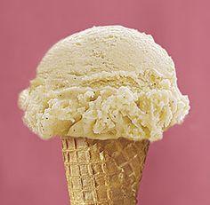 Double Vanilla Bourbon Ice Cream