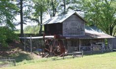 Hamrick Mill in Rutherford Co. NC.