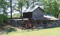 grist mill, hamrick mill