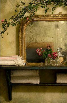 Idea for bathtub wall--