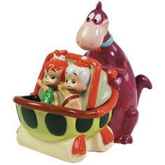 The Flintstones Candy Jar