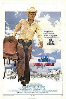 Steve McQueen famously filmed 'Junior Bonner' in Prescott, Arizona.