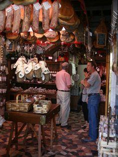 Italian Meat Market.