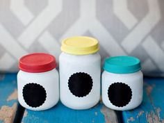 DIY Project We Love: Anthropologie-Style Spice Jars – Daily Savings From All You Magazine | Deals, coupons, savings, sweepstakes and more…