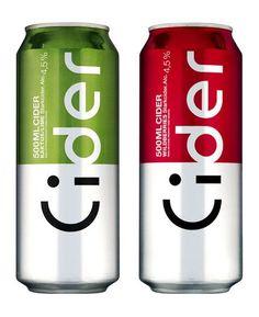 Cider #packaging