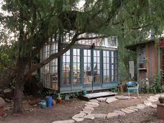 Office hut for backyard